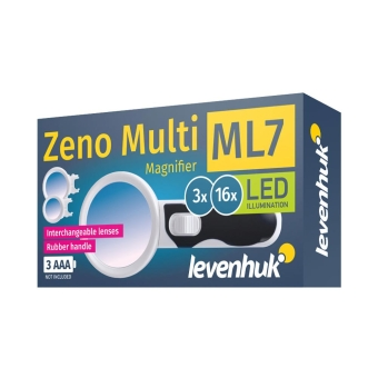 Мультилупа Levenhuk Zeno Multi ML7